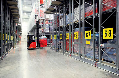 Warehouse Expansion - MOVO