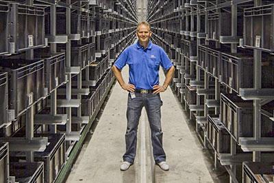 Mini Load- Automated Warehouses